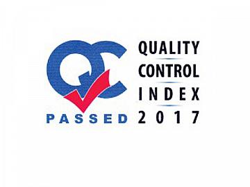 Doanh Nghiệp Xuất Sắc Đạt Chuẩn Quốc Tế QC100 – Thực Hành Tốt Kiểm Soát Chất Lượng 2017