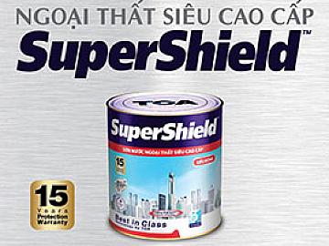 Công Nghệ Vượt Trội Ứng Dụng Trong Dòng Sản Phẩm Ngoại Thất Siêu Cao Cấp Supershield