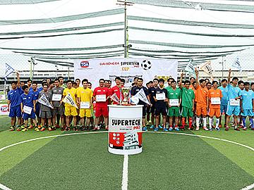 Supertech Pro Cup 2017