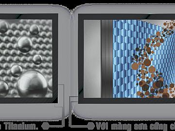 Công Nghệ Titanium Triple Protection Trong Sản Phẩm Sơn Nước Ngoại Thất Siêu Cao Cấp Supershield