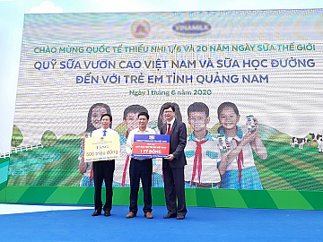 """SON HANH PHUC, VE YEU THUONG"" 2020 CAMPAIGN IS OFFICIALLY STARTED WITH THE 1 BILLION SPONSORSHIP"