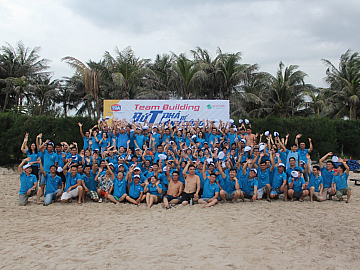 TOA PAINT VIỆT NAM </br> TEAM BUILDING 2018