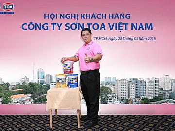 Hội Thảo Khách Hàng Sơn TOA Việt Nam – Tp.Hồ Chí Minh - 2016