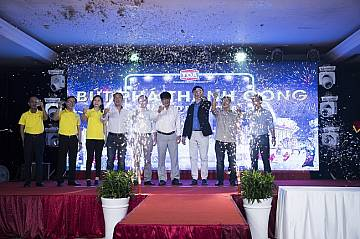 YEAR END PARTY 2019 – BREAKTHROUGH TO SUCCESS