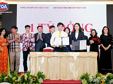 THE SPONSOR AGREEMENT FOR NATIONAL FUN FOR VIETNAMESE CHILDREN 2019