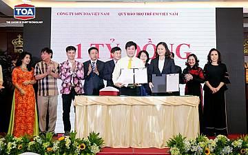THE SPONSOR AGREEMENT FOR NATIONAL FUN FOR VIETNAMESE CHILDREN 2019