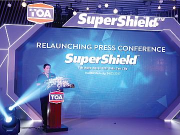 Họp Báo Ra Mắt Sản Phẩm Mới Supershield Bảo Vệ 15 Năm