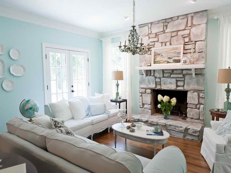 Chọn màu sơn phù hợp với không gian nội thất