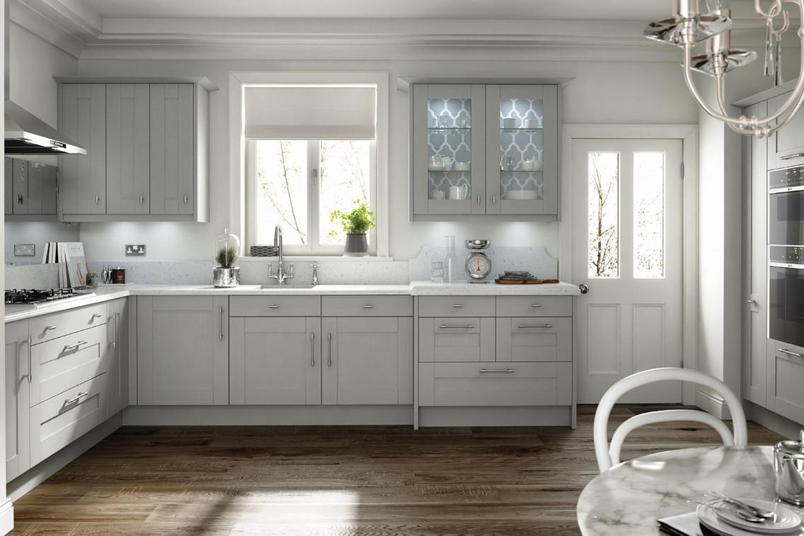 tối ưu ánh sáng tự nhiên cho nhà bếp