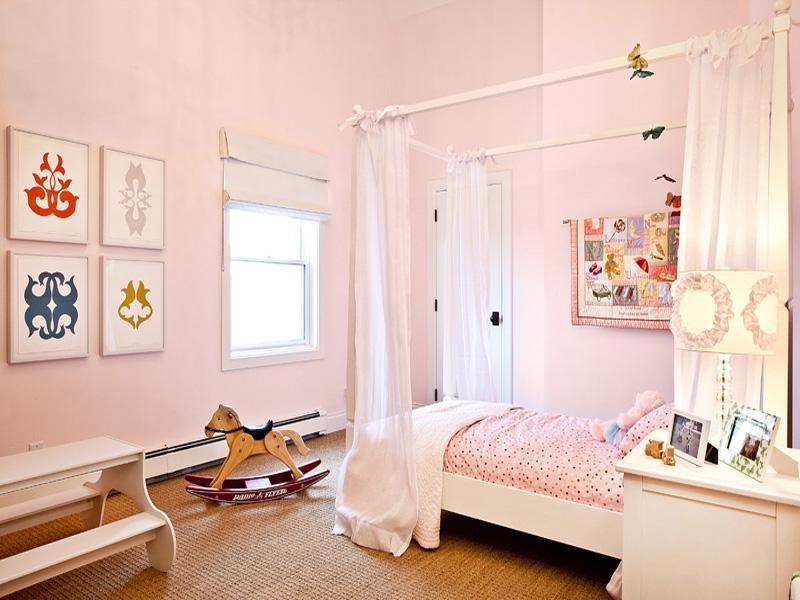 Lưu ý khi chọn màu sơn cho phòng trẻ em