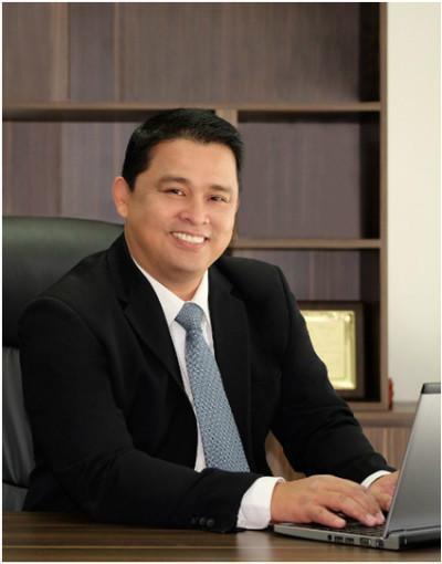    Ông Udom Parichartwutthikul - Tổng giám đốc Sơn TOA Việt Nam