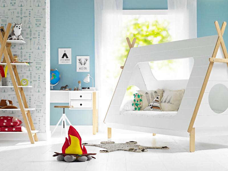 Lựa chọn màu sơn phòng theo sở thích của bé