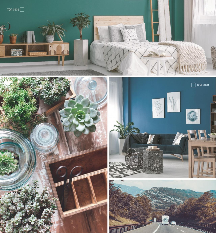 TOA 4 Seasons Interior Top Silk Sheen – New Choice For Consumer