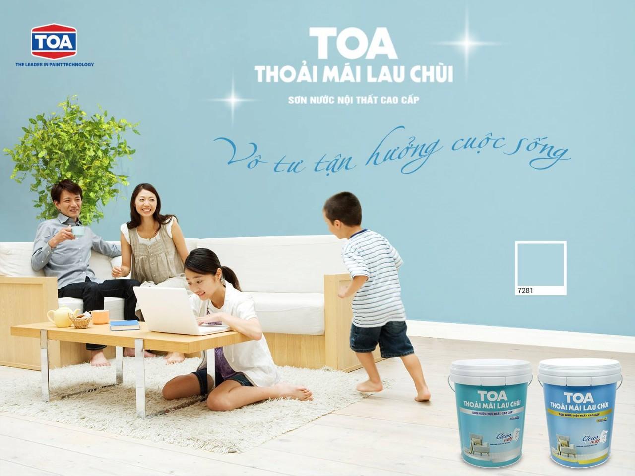 Tập đoàn sơn TOA Việt Nam